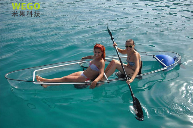 Clear Sea Kayaks Kayak Inflatable Double Fishing For Sale