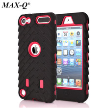 Luxury touch5 6 case Slim Armor Case For ipod Touch 5 6 5G 5th Generation Gen NEO Hybrid P