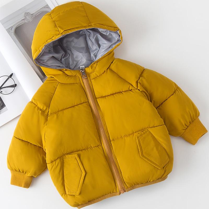 2018 Children Lightweight White Duck Down Warm Jackets Kids Hooded Windproof Down Coats Boys And Girls High Quality Down Jackets недорго, оригинальная цена