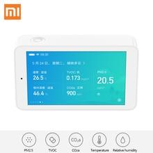 xiaomi Original Mijia PM2.5 tester Air Detector High-precision Sensing 3.97 inch touchscreen USB Interface CO2a humidity sensor