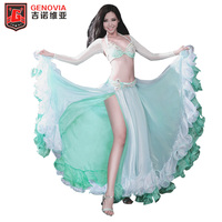 Belly Dance Costume Set Bra Top Belt Skirt Dress High Quality Belly Dance Rio Carnival Bollywood