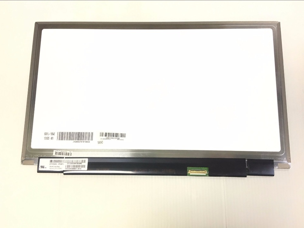 13.3 inch LED LCD Screen LP133WD2-SLB1 For Lenovo Ideapad Yoga 13 LVDS 40pin 1600*900 Display Replacement Panel Non-touch high quality 17 3 notebook replacement led screen display laptop lcd matrix for lenovo ideapad g710 g780 g700 1600 900 40pin
