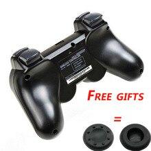 Original para sony ps3 controller gamepad bluetooth para playstation 3 consola dualshock 3 sixaxis controle joystick inalámbrico