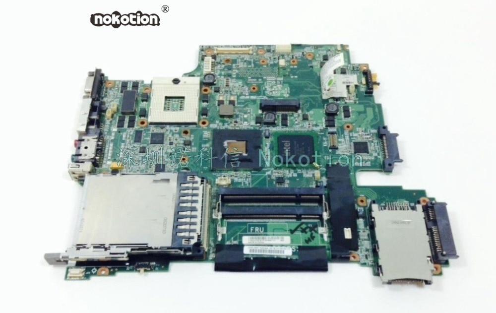 NOKOTION laptop motherboard for Lenovo R61 42X7347 mainboard