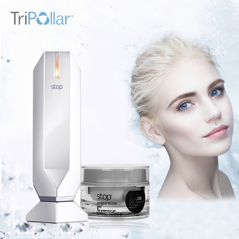 Home-use TriPollar RF Beauty Device Facial Skin Tightening Remove Wrinkles Improve Dermal Collagen Whiten Face Skin Anti-aging