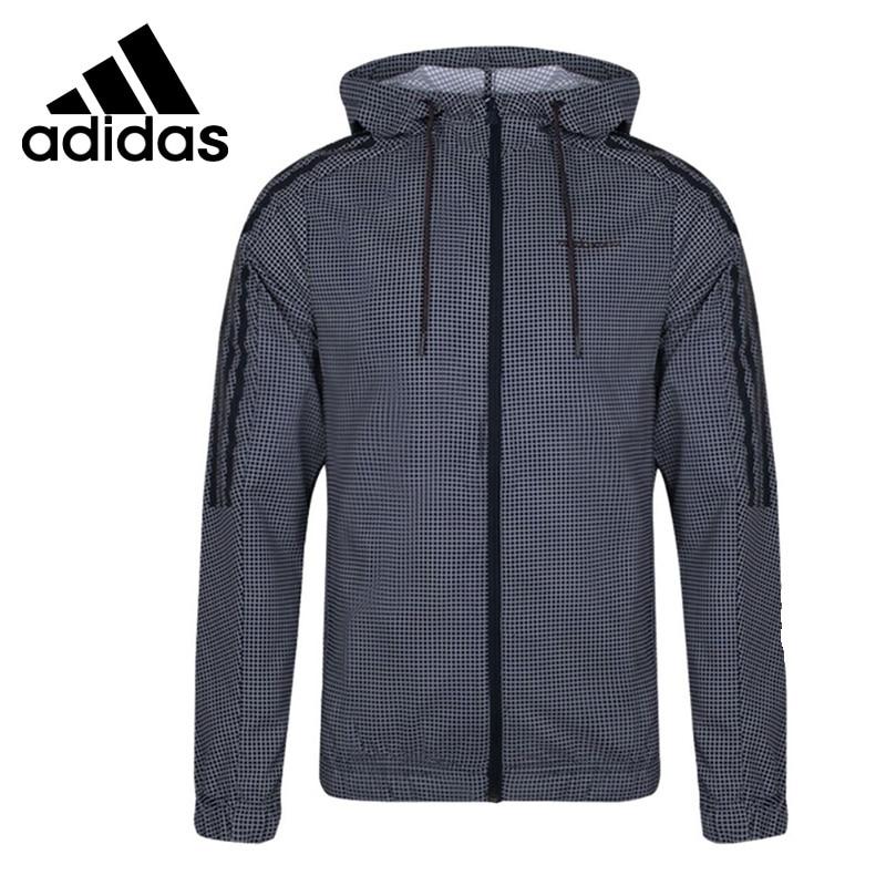 Original New Arrival 2018 Adidas Neo Label M CS BR WB Men's jacket Hooded Sportswear original new arrival 2018 adidas wb logo summer women s jacket hooded sportswear