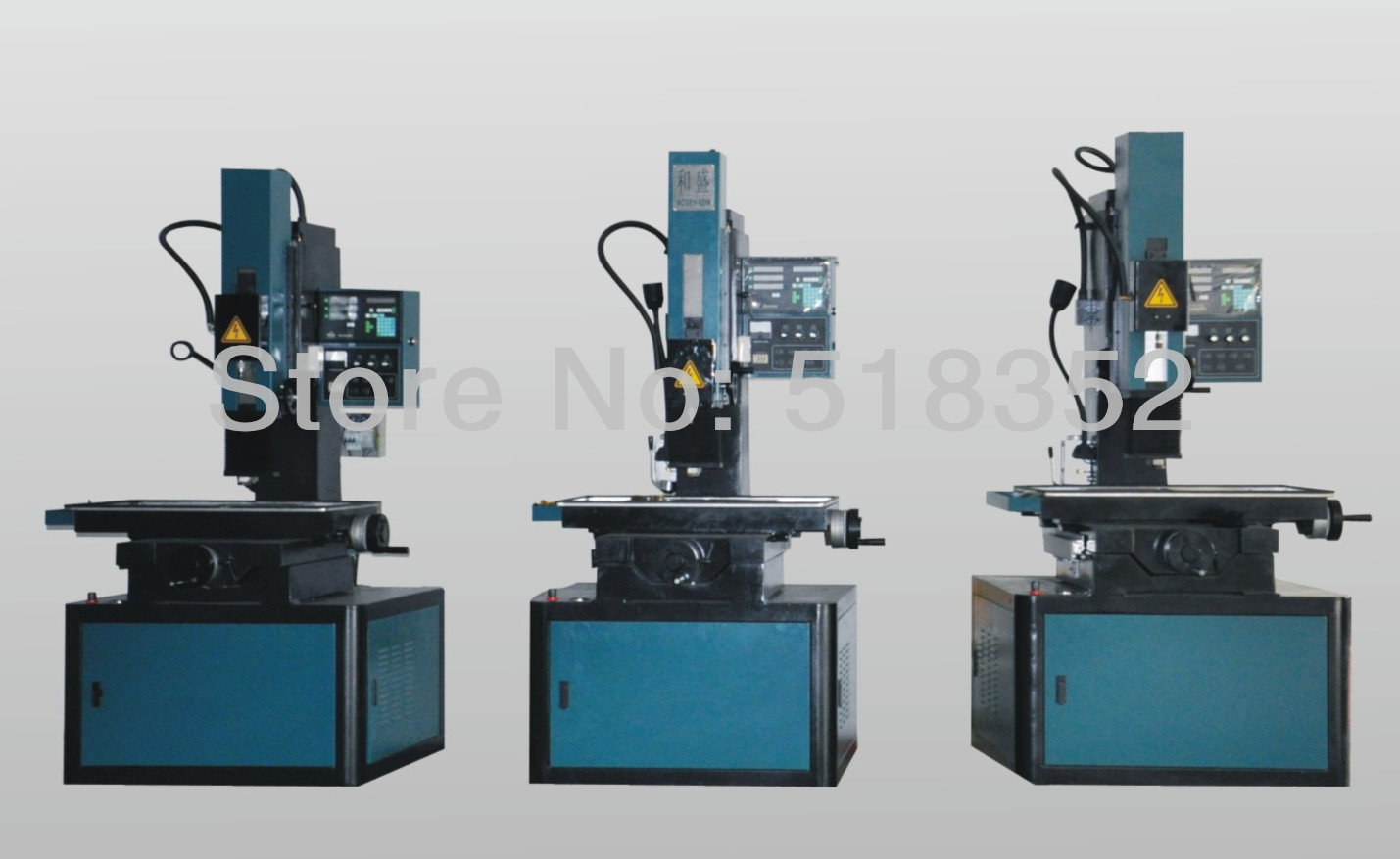 HOSEN HS 3525 Drilling EDM Machine for Small Hole-in Wire EDM ...