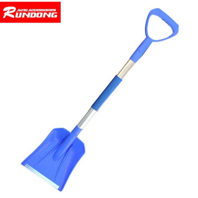 Tiptop New Arrival Car Home Telescopic Emergency Shovel With Grip Extends inches to 39 inches Highest quality NOV10
