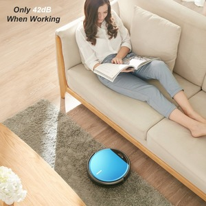 Image 2 - Proscenic 811GB Robotic Vacuum Cleaner with APP Control Boundary Magnetic Marker Electric Control Water Tank Robot Cleaner