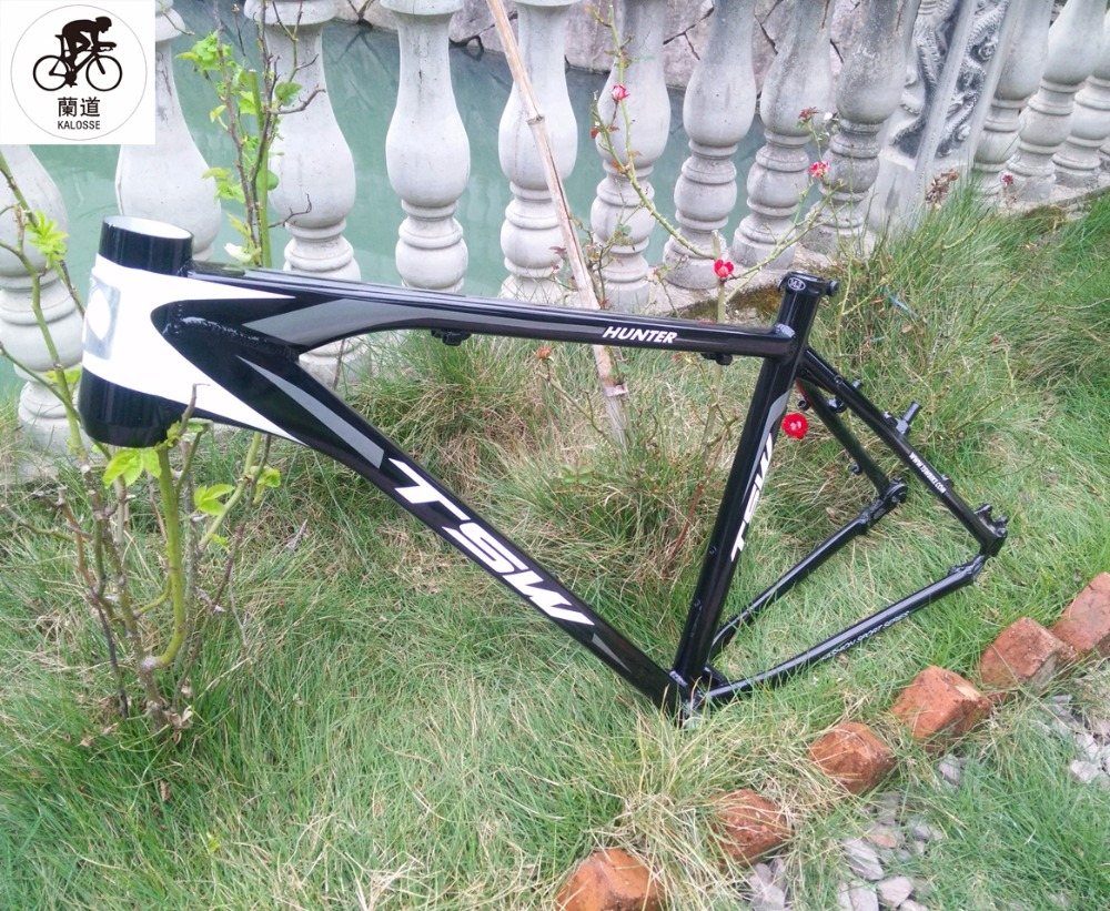 Kalosse for 175 195cm 19 inch aluminum alloy bicycle frame Mountain ...