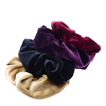 Fashion Elastic Soft Velvet Hair Band