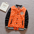 Baby Boy Clothes Boys Jacket 2017 Winter Autumn Boys Outwear for Children Brand Kids Coats Boys Baseball Sweatershirt WJ0554