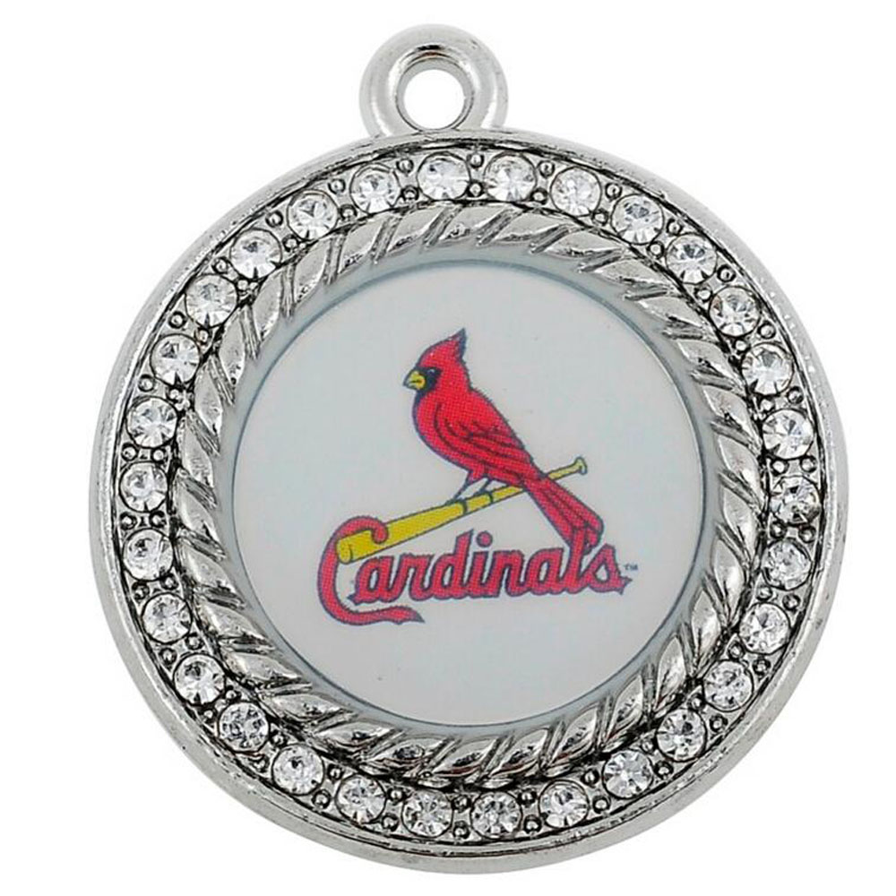 Co color cardinal red - Color Cardinal Red Latest Design Zinc Alloy Eco Friendly Lead Free Cardinals Logo Red Color