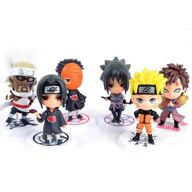 Naruto Action Figure (6pc/set )