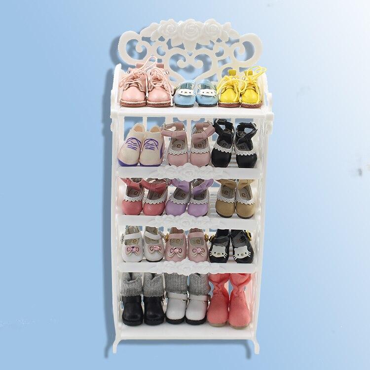 Blythe Doll Shelf Shoe Rack 2