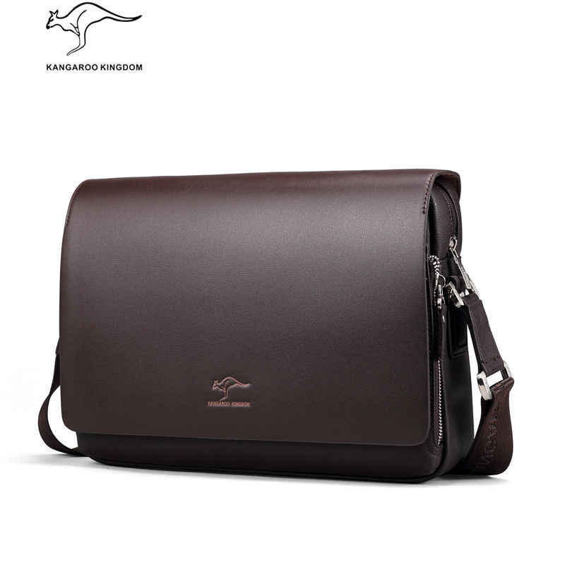 ... Hot Sale Brand Soft Leather Men Messenger Bags Big Promotion Kangaroo  Leather Shoulder Men Handbag Casual ... 28a41c93a947a