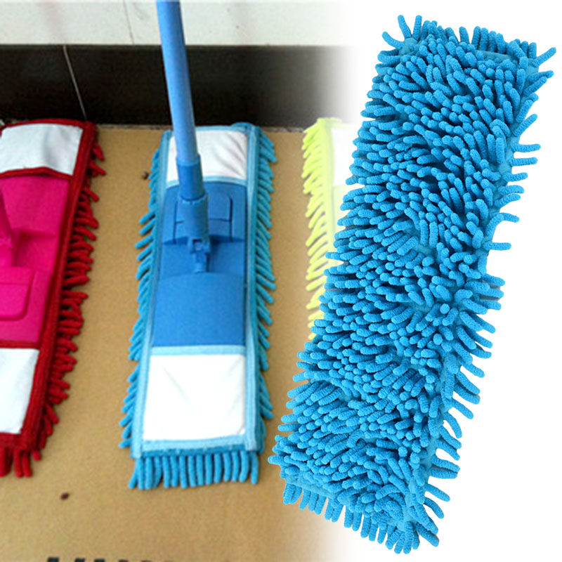 Mop Head Replacement Dust Mops Refill Chenille Household