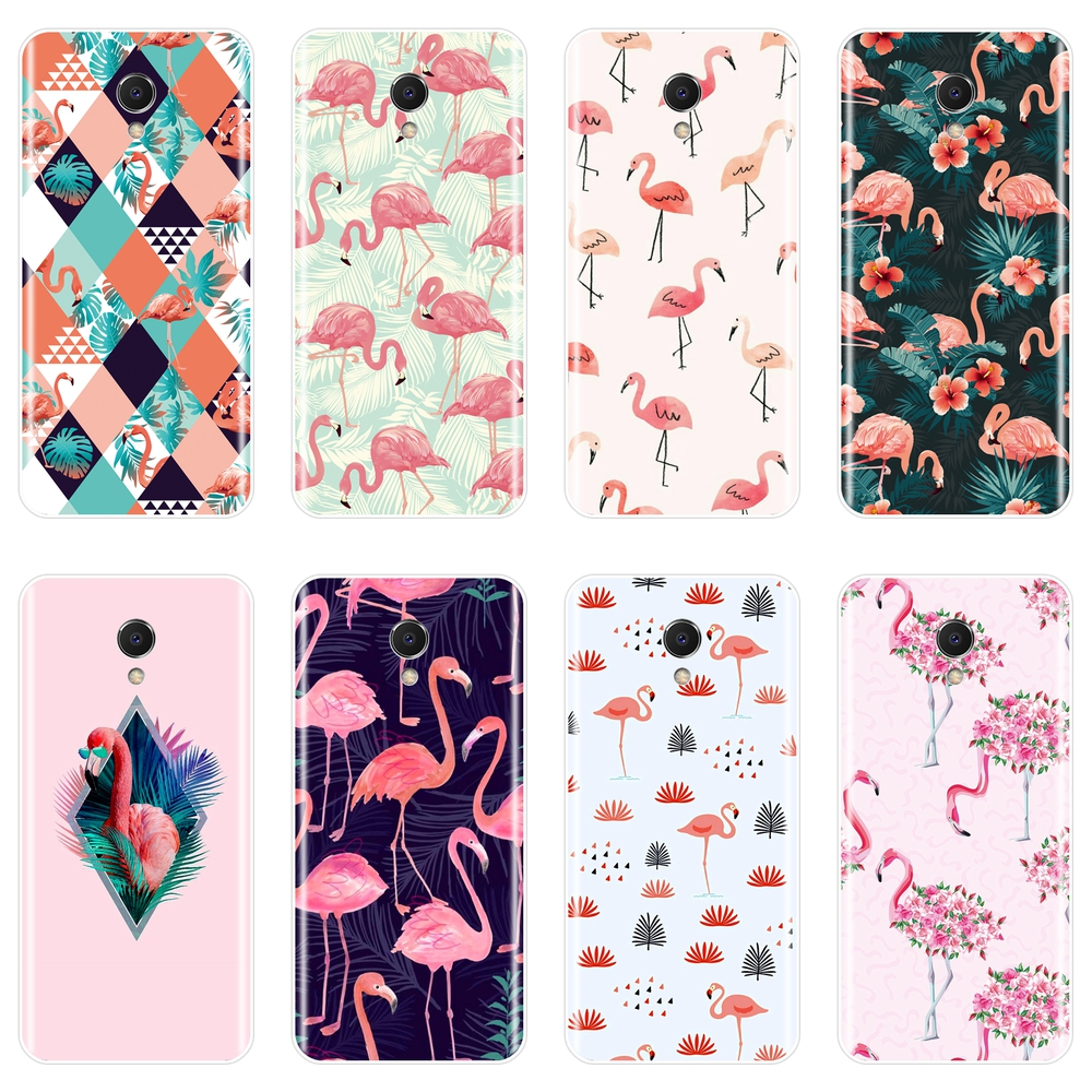 Fashion Flamingo Case For <font><b>Meizu</b></font> M2 M3 <font><b>M3S</b></font> M5 M5C M5S M6 M6S M6T Soft Silicone <font><b>Back</b></font> <font><b>Cover</b></font> For <font><b>Meizu</b></font> M6 M5 M3 M2 Note Phone Case image