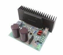 Assembeld STK4234MK5 Power amplifier board + speaker protection 100W*2 L163 92