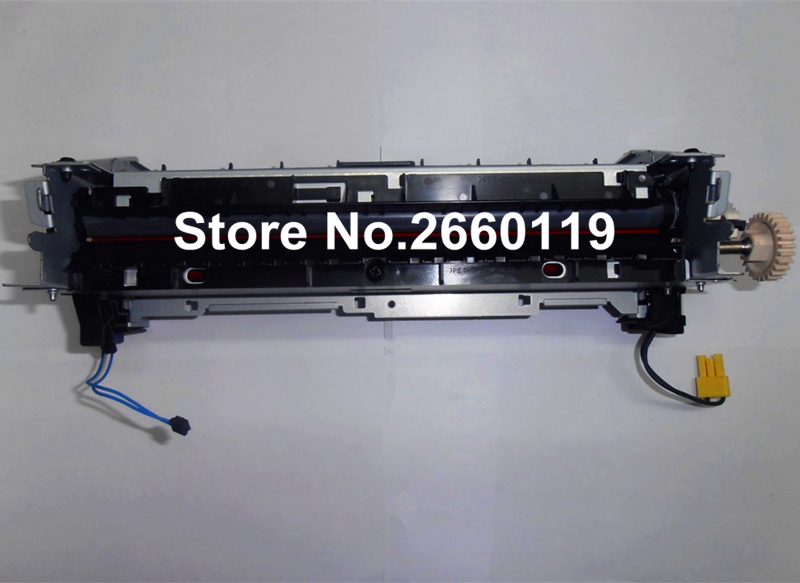 Printer heating components for HP 1215 1515 1518 1525 RM1-4430 RM1-4431 printer Fuser Assembly fully tested rm1 2337 rm1 1289 fusing heating assembly use for hp 1160 1320 1320n 3390 3392 hp1160 hp1320 hp3390 fuser assembly unit