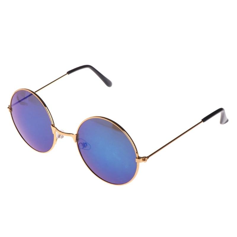 Мужские и женские универсальные очки для вождения автомобиля, анти-светильник, модные очки - Цвет: B