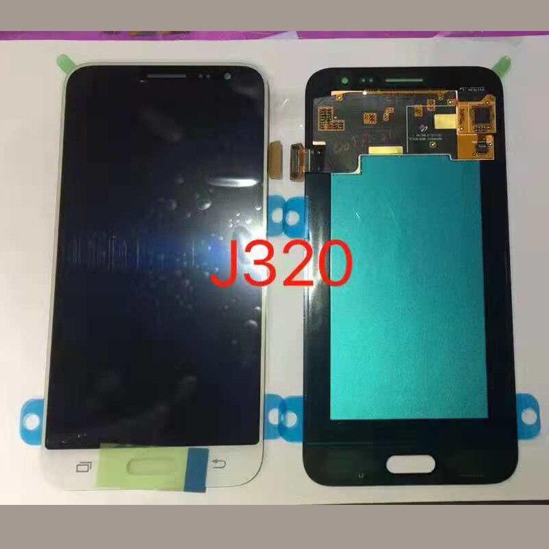 AMOLED LCD Display Touch Screen For Samsung Galaxy J3 2016 Screen J320 J320F J320FN J320A J320M
