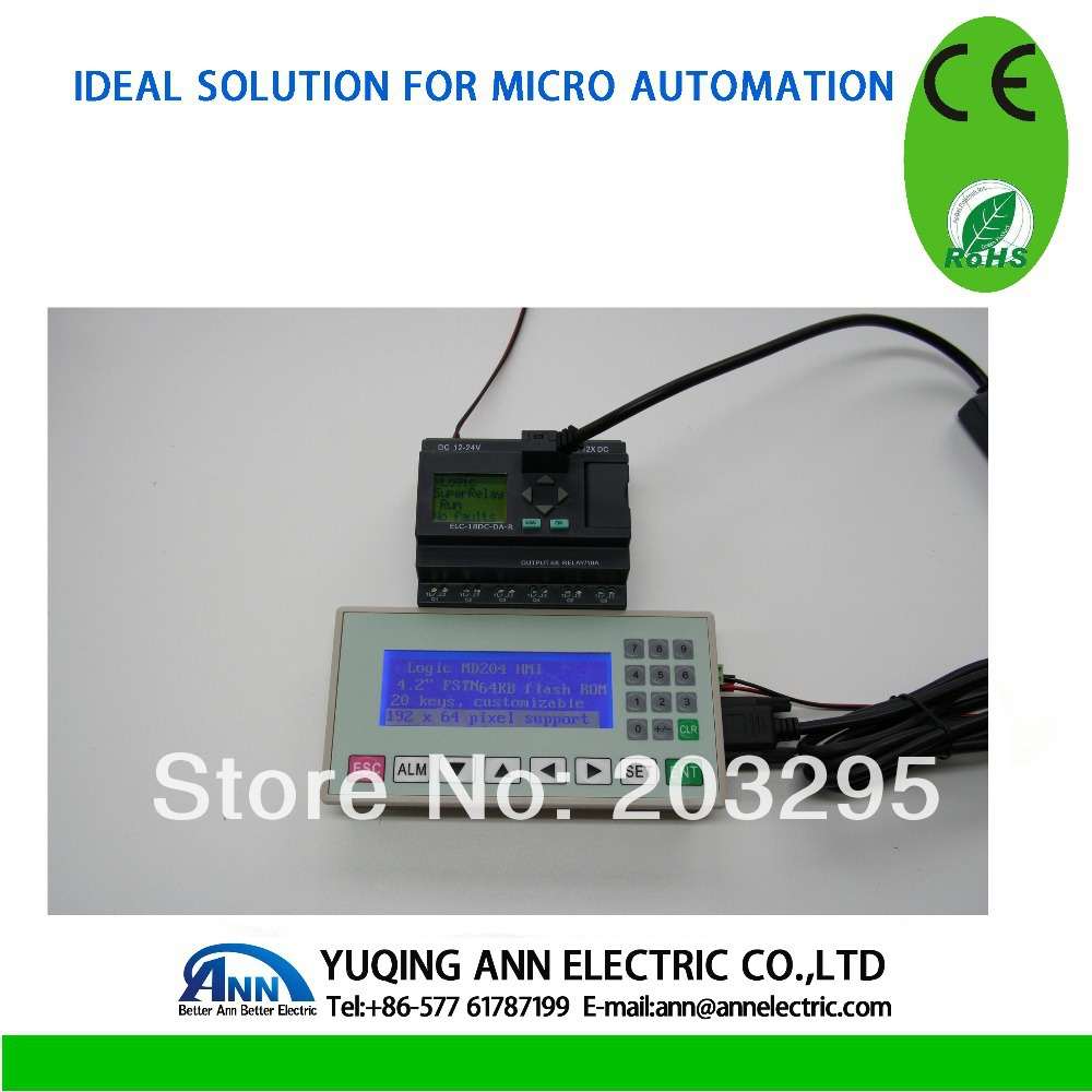 Expansion Module ELC-MD204L text panel expansion module elc md204l text panel