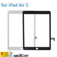 2017 New For IPad Air 1 For IPad 5 Tablet Touch Screen Glass Digitizer Assembly Replacement