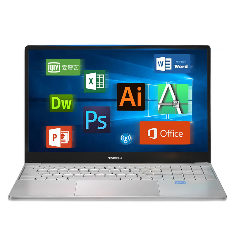 ram 256g P3-08 16G RAM 256G SSD I3-5005U מחברת מחשב נייד Ultrabook עם התאורה האחורית IPS WIN10 מקלדת ושפת OS זמינה עבור לבחור (5)