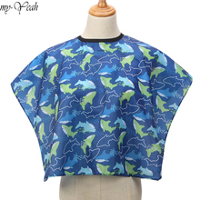 Barber-Cover Cape Hairdressing-Gown Haircutting-Hair Wrap-Apron Cloth Salon Waterproof
