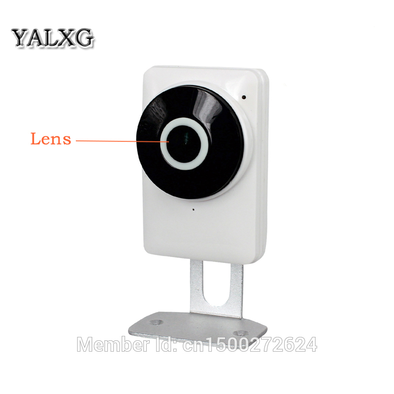 ФОТО Yalxg HD 720P Wifi Ip p2p Security Home Camera Mini network Baby Monitor Discounts Two Way Voice panoramic CCTV Lens