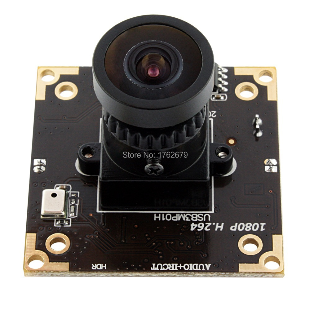 2 9mm lens 3MP 2MP H 264 MJPEG YUY2 1 3 Aptina AR0331 Color CMOS Sensor