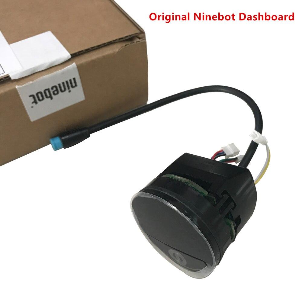 Original Acessórios para Ninebot Dashbord Kickscooter ES1 ES2 ES3 ES4 Dobrável Scooter Elétrico Inteligente Kit de Montagem de Painel de Bordo
