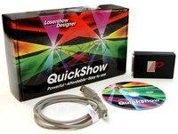 TIPTOP Venta de Fábrica Precio Barato Profesional Pangolin Quickshow Software de Láser De Luz Láser Solo