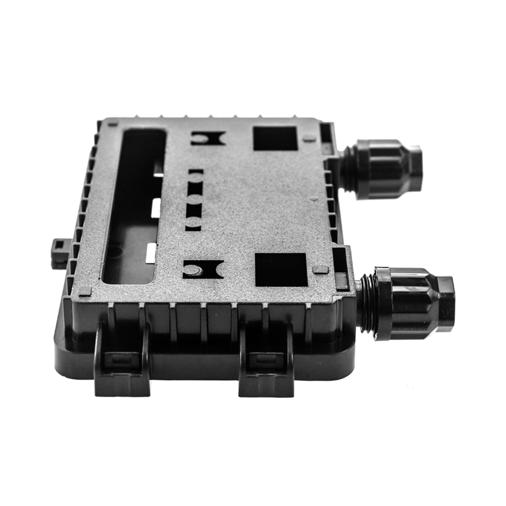 1 Pcs 100W 180W IP65 Electrical PV Solar Panel Junction Box Waterproof Solar Cable Connecting Box For Wire Connection in Solar Accessories from Consumer Electronics