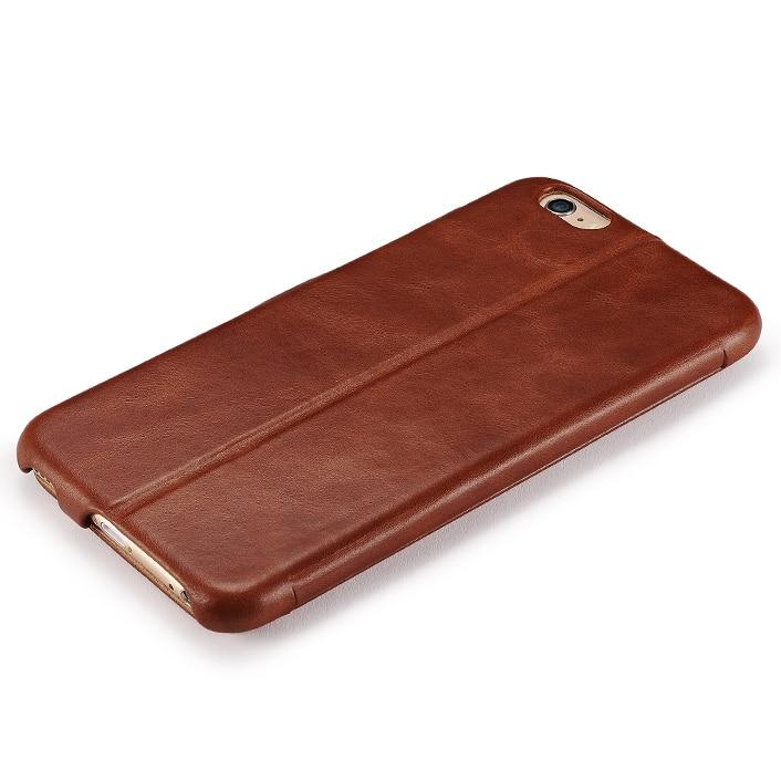 Γνήσιο ICARER Ultra Thin Vintage Flip Cover για iPhone6 - Ανταλλακτικά και αξεσουάρ κινητών τηλεφώνων - Φωτογραφία 4