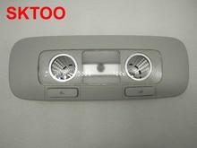 For Volkswagen Sagitar Golf 6 Ceiling light reading lights indoor rear ceiling lamp gray
