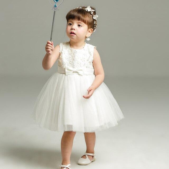 9bab970f2d414 1 an bébé fille robe pour anniversaire princesse mariage formelle Vestido  2018 enfant en bas âge