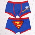 O envio gratuito de trajes sexy underwear mulheres/homens boxers shorts/ali 100% algodão bonito dos desenhos animados todos cuecas/fábrica na venda por atacado