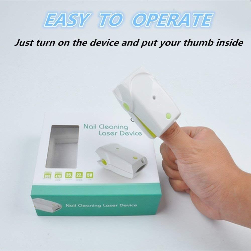 Холодный лазер ногти труд ногти fungs лечение низкого уровня лазерной терапии без боли Нет побочный эффект для домашнего использования аккум