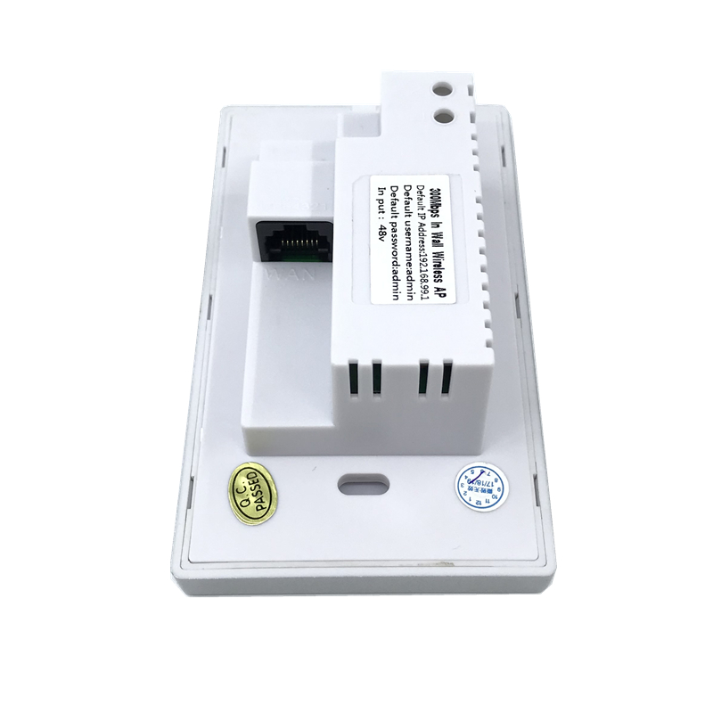 ANDDEAR Wall-Mount Router Phone-Line Access-Point Wi-Fi AP Cover Can-Pick-Up Hotel-Room