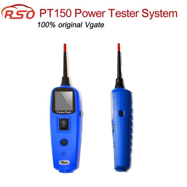 Us 77 5 Aliexpress Com Buy New Original Vgate Pt150 Power Tester Pt150 Automotive Electrical System Diagnostic Tool 100 Original Vgate Pt150 Dhl