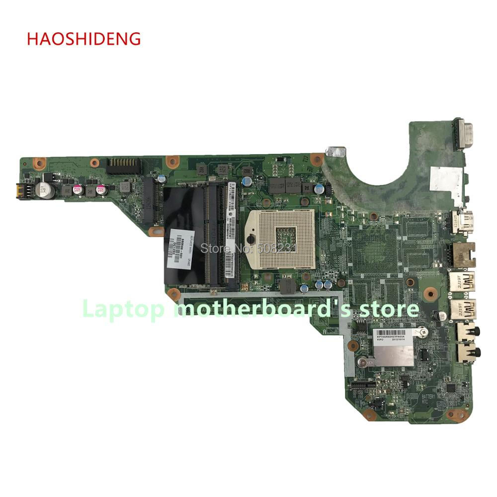 HAOSHIDENG 680568-001 680568-501 R33 DA0R33MB6F1 mainboard for Pavilion G4 G6 G7 G4-2000 G6-2000 motherboard HM76 fully Tested haoshideng 680568 001 680568 501 mainboard for hp pavilion g4 g6 g7 g4 2000 g6 2000 laptop motherboard da0r33mb6e0 da0r33mb6f1