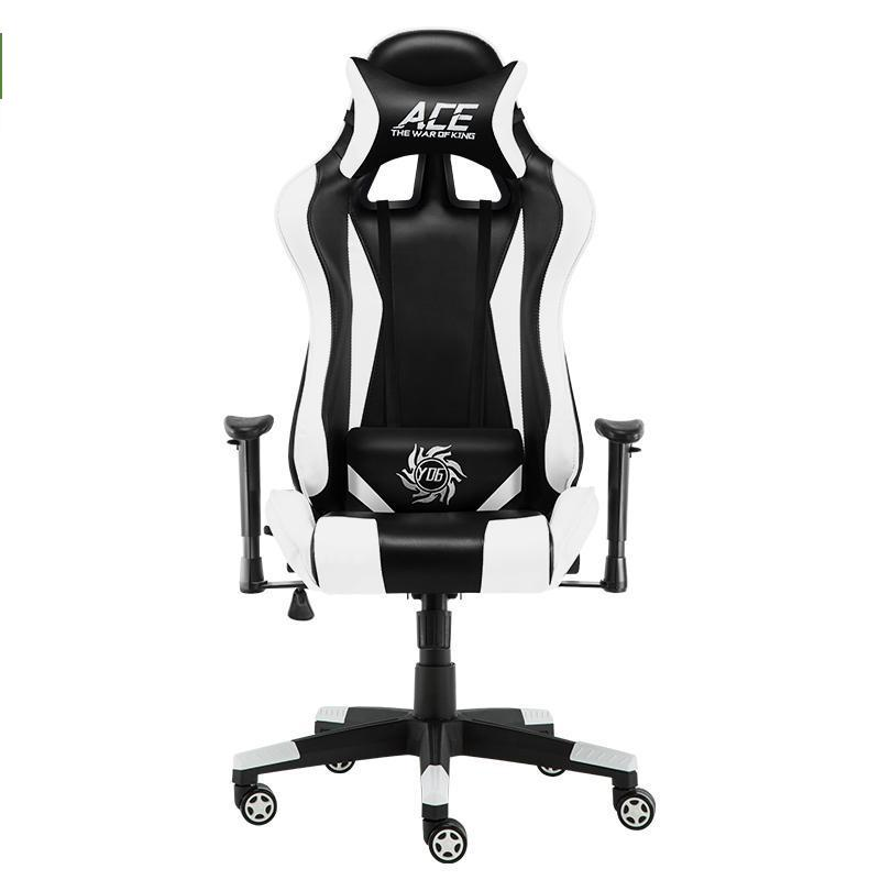 Ergonomic Gaming Chair Internet Cafes Wcg Computer Chair Comfortable Recline Playing Chair
