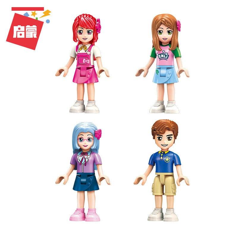 ENLIGHTEN-City-Girls-Princess-Move-Maersk-Train-Car-Building-Blocks-Sets-Bricks-Model-Kids-Classic-Compatible (2)