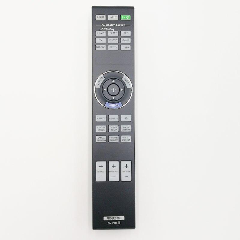 Aimdio RM-PJ7 Telecomando Proiettore per Sony VPL-BW120S VPL-CW255 VPL-CW275 VPL-CX235 VPL-CX275 VPL-EX100 VPL-EX120 VPL-EX145 VPL-EX175 VPL-SW125 VPL-SW525 VPL-SW525C VPL-SW535 VPL-SX125