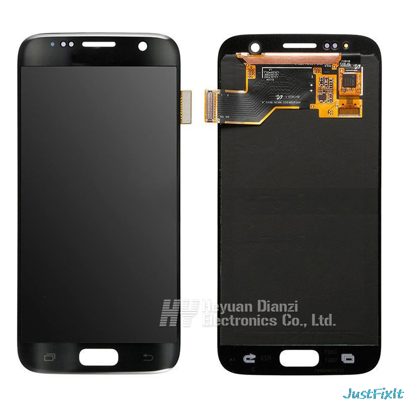 Replacement For SAMSUNG GALAXY S7 G930F G930 G930fd Burn-in shadow LCD Display Touch Screen Digitizer