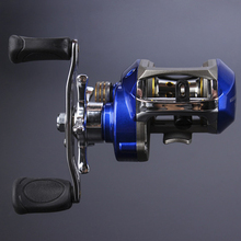 FISHING SPORT HIGH SPEED 9 + 1BB 5.2:1 Lightweight Metal Series Bait carp fishing dependent brake system
