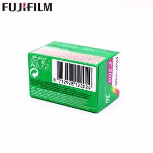 Image 5 - 1 Roll  Fujifilm Fujicolor C200 Color 35mm Film 36 Exposure for 135 Format Holga 135 BC Lomo