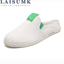 LAISUMK Summer Canvas Shoes Men Casual Espadrilles Men Breathable Slip On Shoes Denim Fisherman Designer Loafers men flats shoes casual summer autumn espadrilles slip on canvas shoes men boat shoes breathable white black walking shoes 6h85